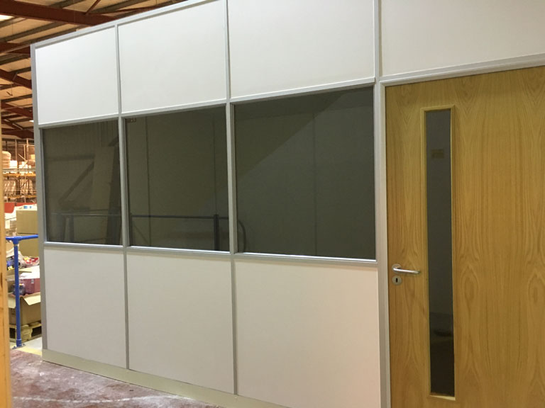 Free Standing Meeting Room for Doff Portland