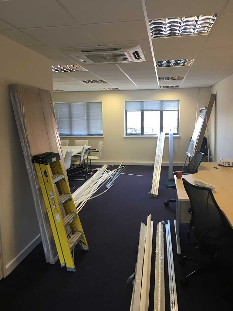 ... Budget Office Partitions For DGauge Derby