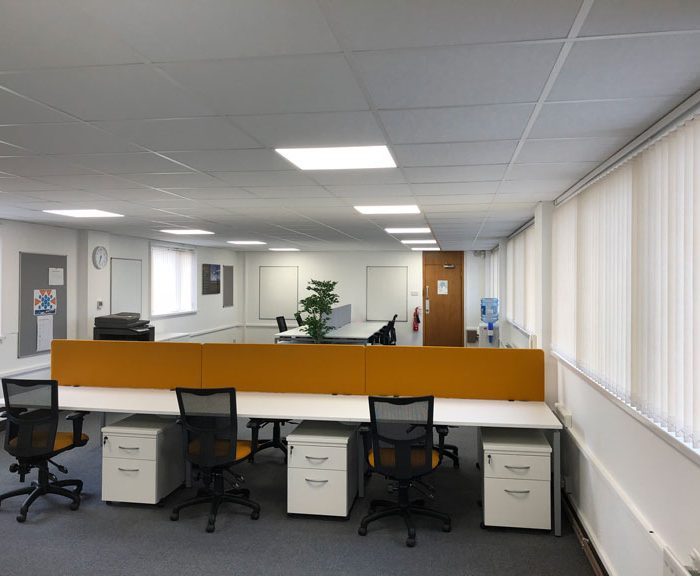 Apollo Office Refurbishment - After 2