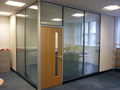 Partitions & Meeting Rooms