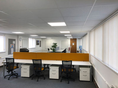 Office Fit-Out & Refurb