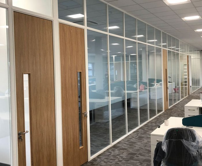 Icon Aerospace Glass Partitions (Featured)