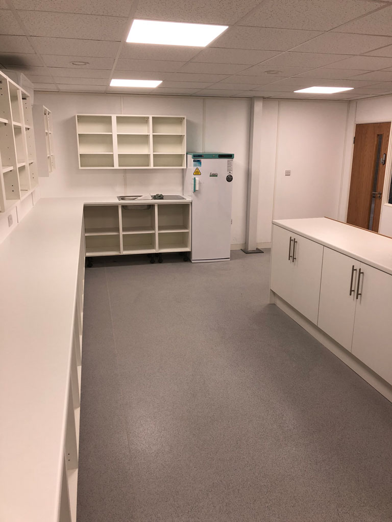 Office Fit-out & Pharmacy for FCL Health